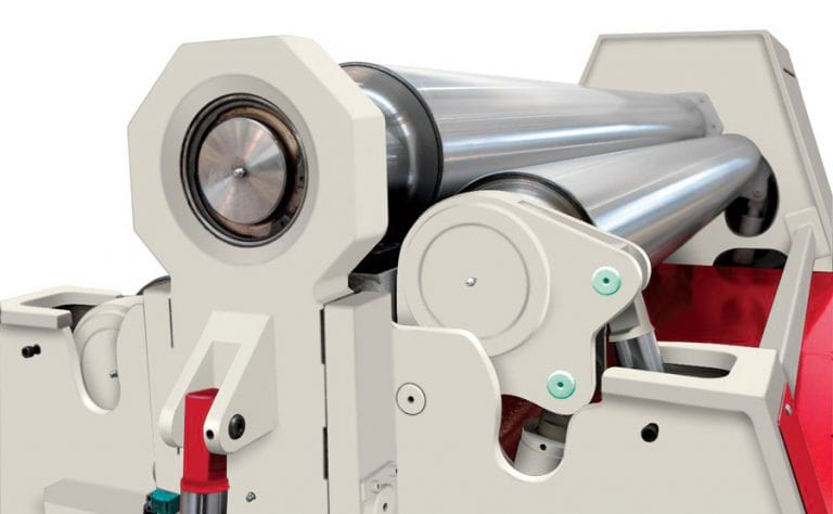 Bayer Machines - Plate Rolls