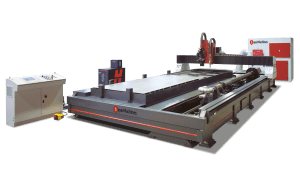 Bayer Machines BPS - CNC Plasma Cutting Machine