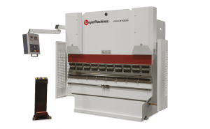 Bayer Machines APH - Conventional Hydraulic Press Brake