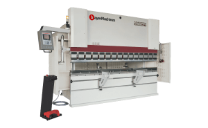 Bayer Machines APHS-C - Compact Hydraulic CNC Press Brake