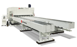 Bayer Machines HNC - Hydraulic Variable Rake CNC Guillotine Shear